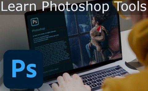 Learn Photoshop online